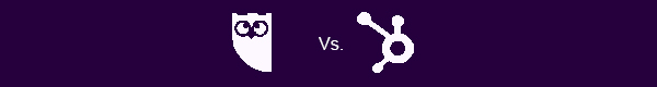 Infografia Hootsuite vs Hubspot